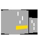 icono de rotulación de edificios