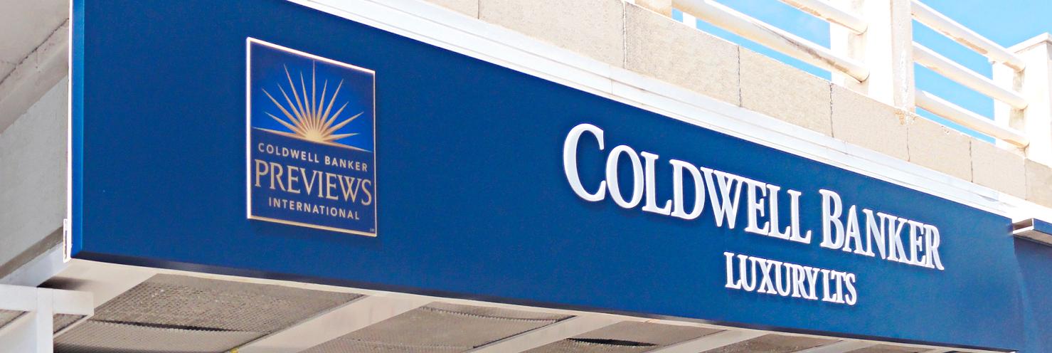 rotulación coldwell bankers