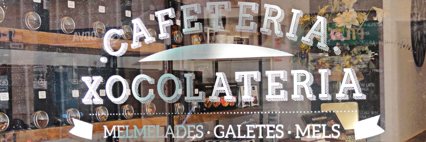 cafetería barcelona